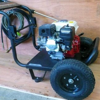 MTS 5.5hp Pressure Washer 2500psi 10m mains water or Barrel feed