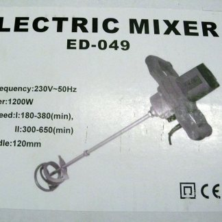 Electric Mixer 1200w 230v-50hz