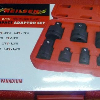 Nielsen 8pc Impact Adaptor Set