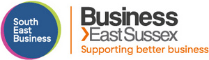 Logo of Business East Sussex