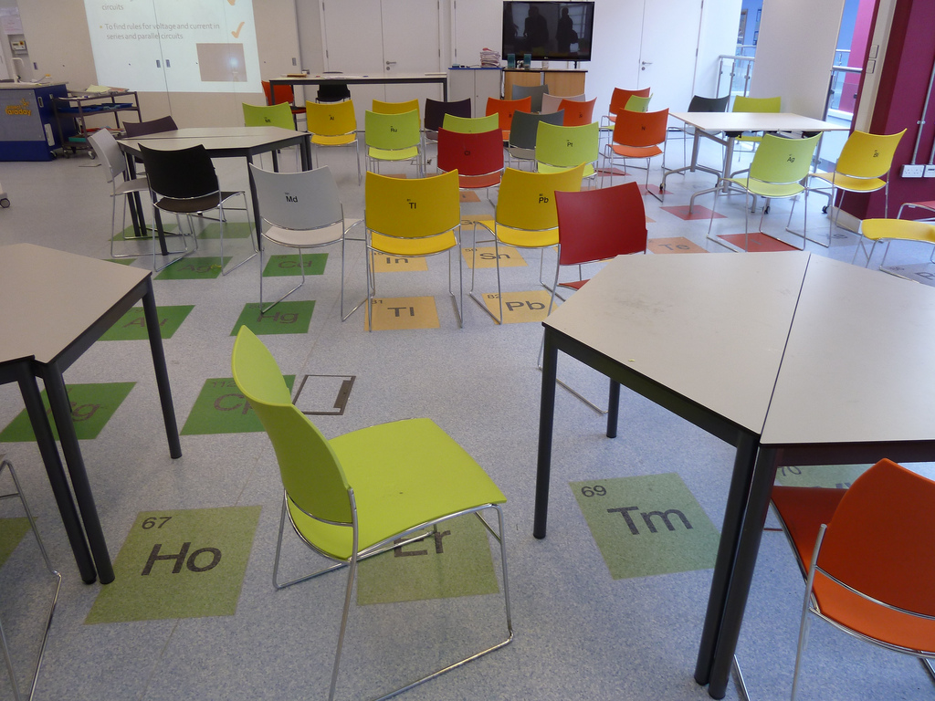 Versatile Differentiated Seating
