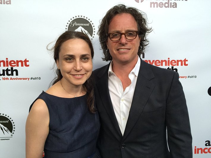 10th Anniversary of An Inconvenient Truth, with Davis Guggenheim People: Marianna Yarovskaya
