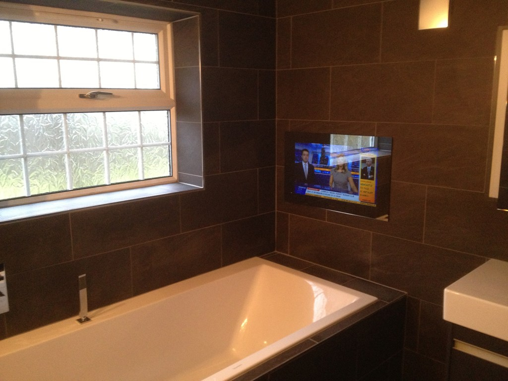 Bathroom Smart Home
