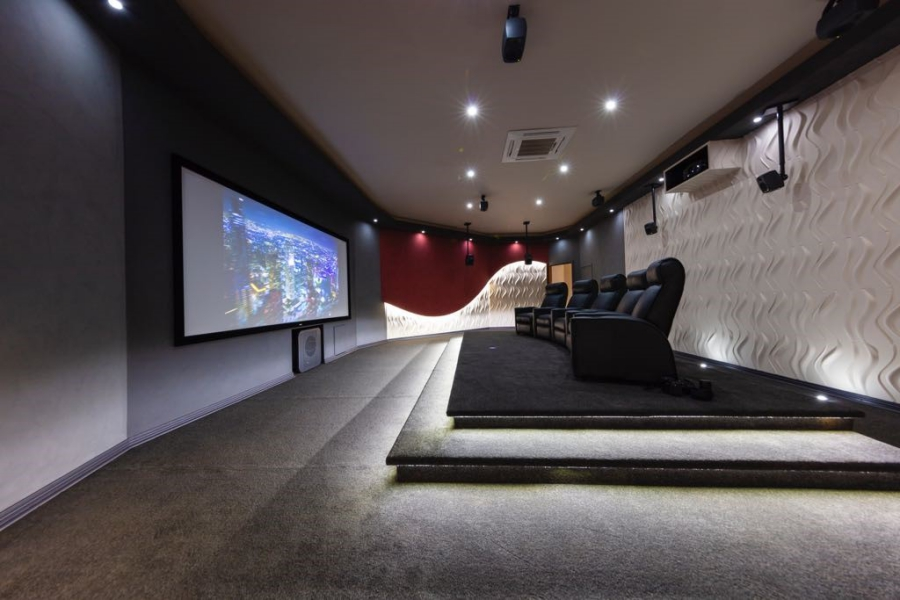 Home Cinema Automation