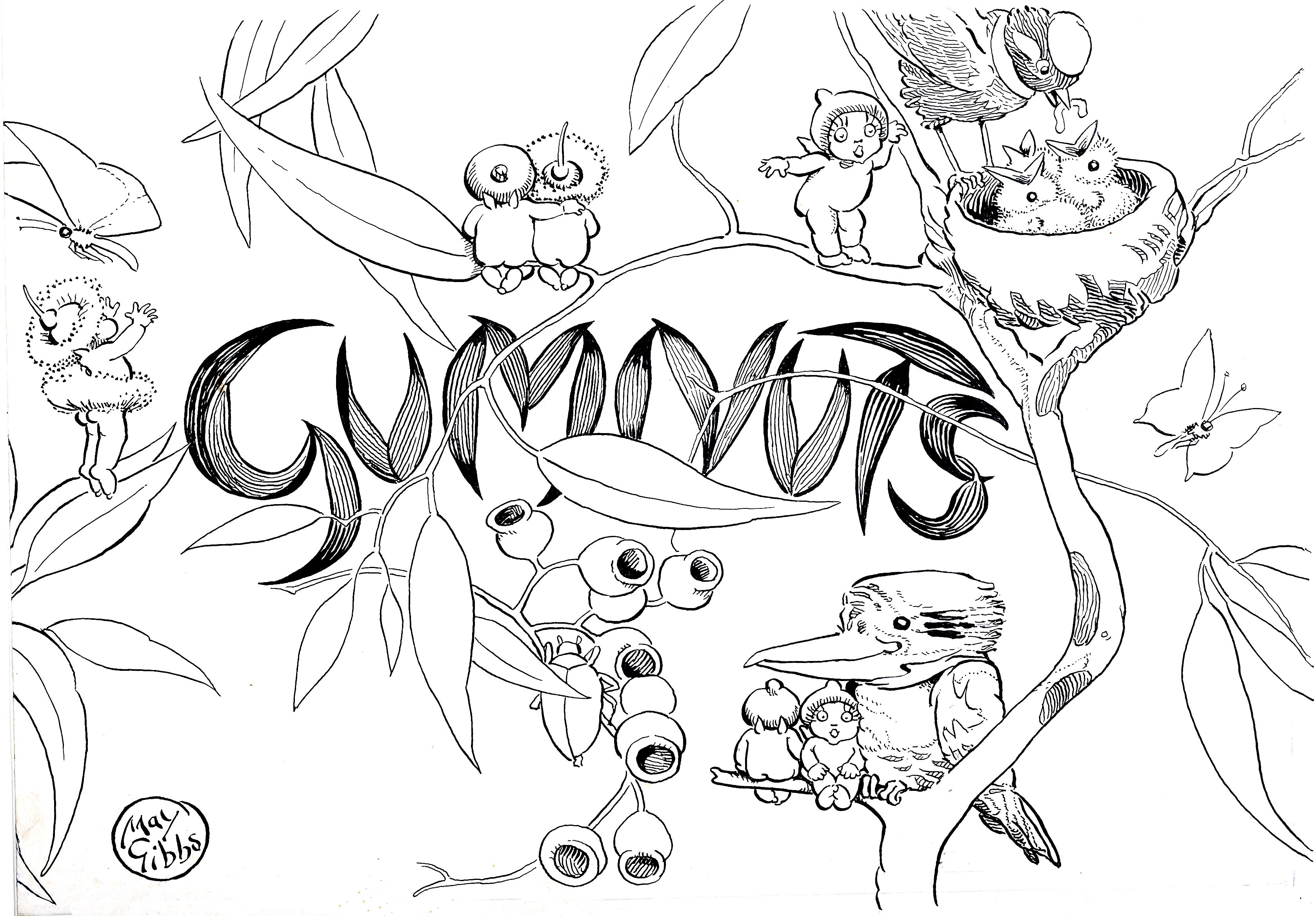 Free Printable Colouring Sheets For School Holiday Fun