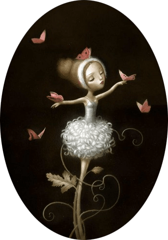 Surrealist Fairy Tale Illustrations by Nicoletta Ceccoli  Illustration  Mayhem  Muse