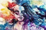agnes cecile's world of watercolor