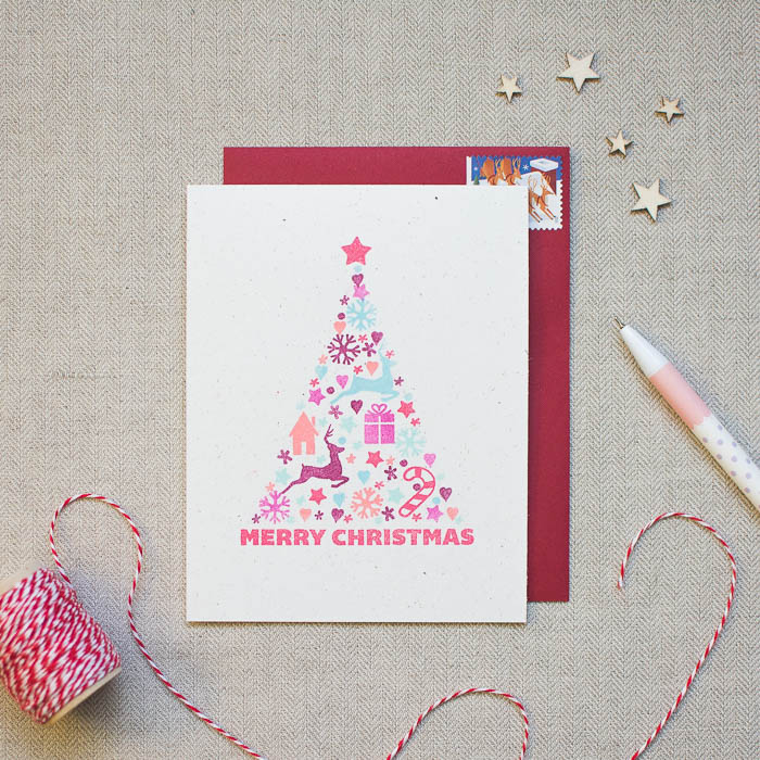 waffle-flower-clean-and-simple-christmas-card-giveaway