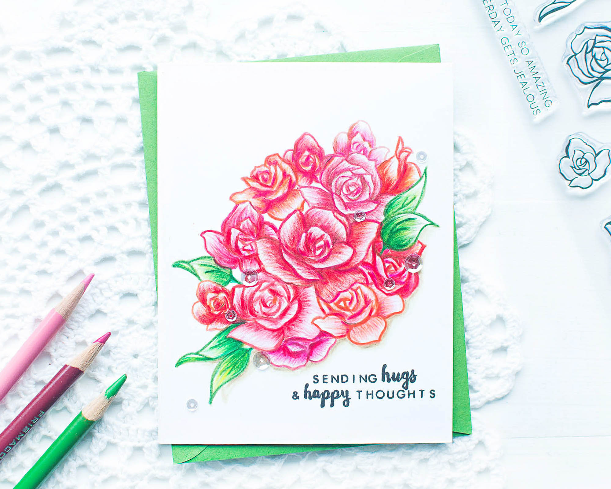 video-one-layer-floral-card-using-masking-technique-colored-pencils
