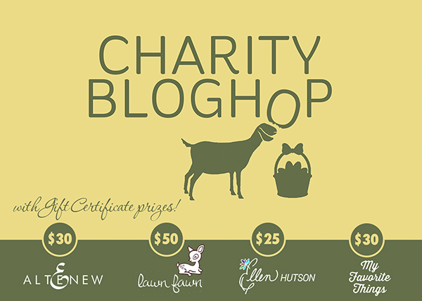 charity hop prizes