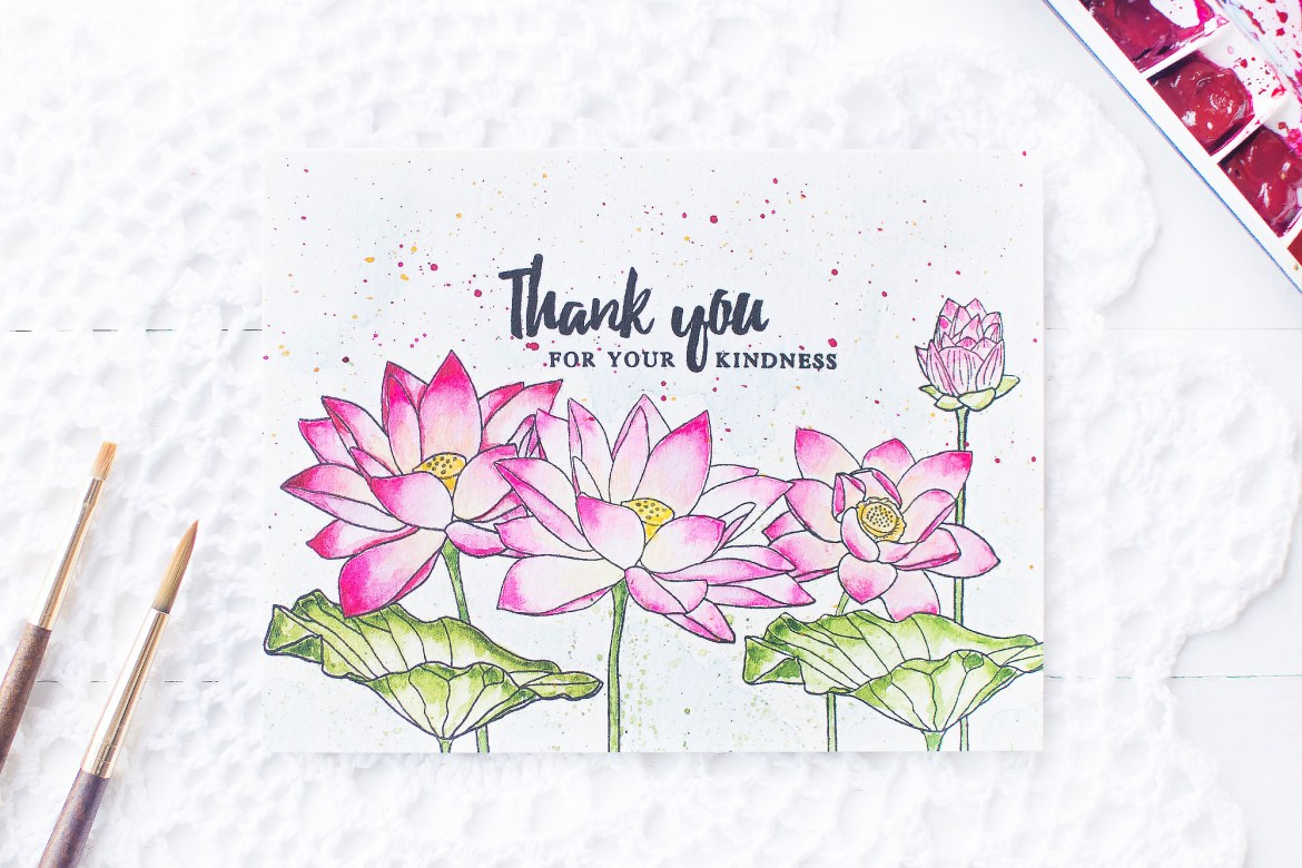 Altenew-Lotus-WatercolorCard-MayPark-3