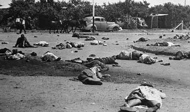 Sharpeville Massacre-The scene that schocked the world