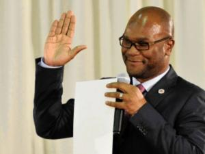 Minister of Arts and Culture: Nathi Mthethwa