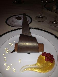 chocolate cylinder
