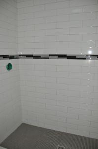 weiwei's shower