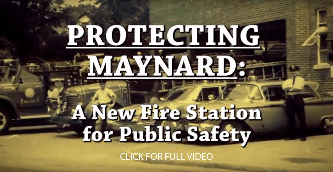 Maynard Fire Station