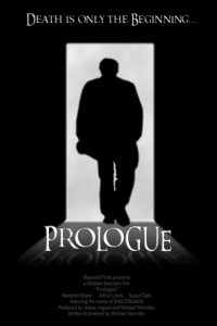 Poster for 'Prologue'.