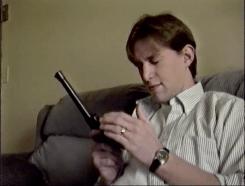 Daniel Brookhart in 'Shot'