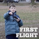 first flight