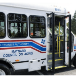 Ridership continues to rise on Maynard's Commuter Shuttle