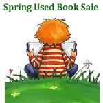 Library Used Book Sale – June 9th