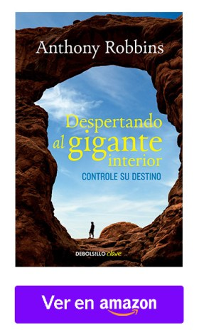 Despertando al Gigante Interior - Tony Robbins