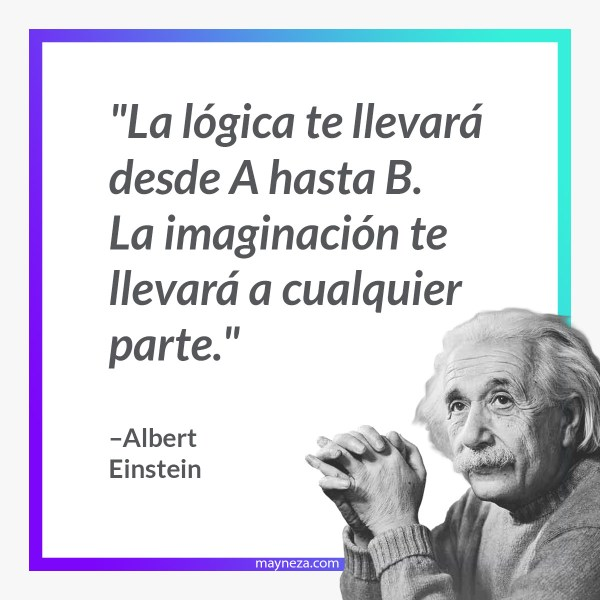 Las 20 Mejores Frases De Albert Einstein Que Amarás