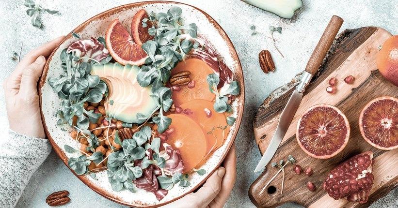frutas y verduras nutricion desarrollo personal