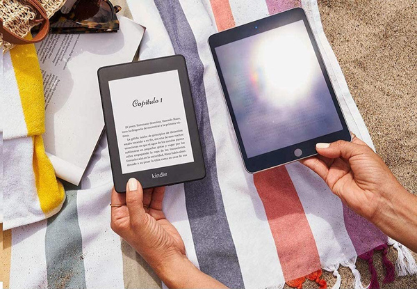 amazon kindle vs ipad tablet
