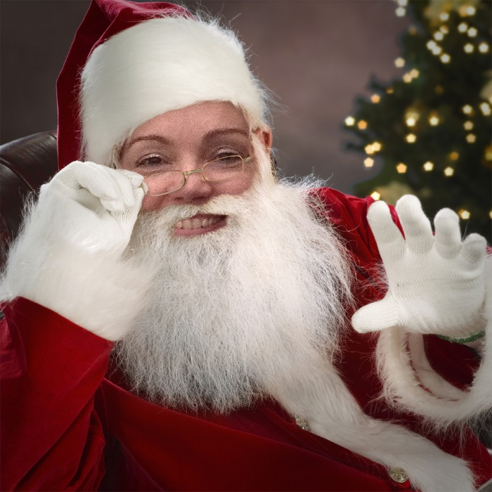 El primer deseo a Papá Noel, respeto a nuestra profesión