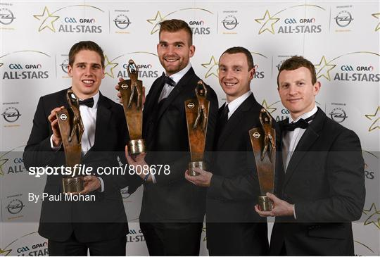 mayo gaa all stars 2013
