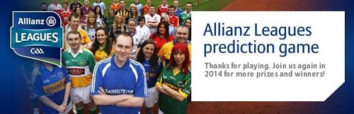 Allianz Prediction League 2014