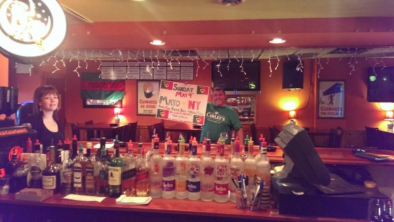 Irish bar New York