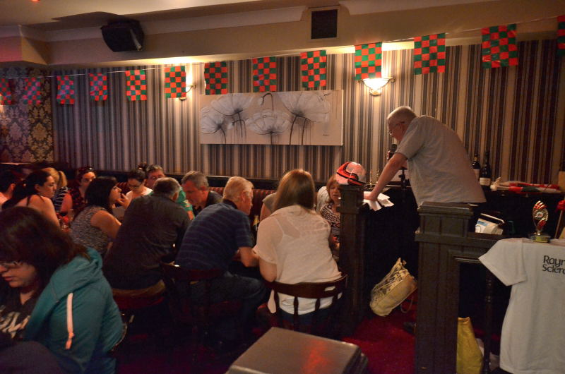 Club '51 quiz night – thank you