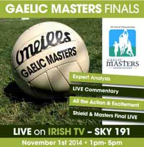 2014 gaelic masters final