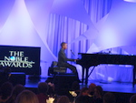 Among star-studden music - Lion's King's James Mitchell performs live at Noble Awards