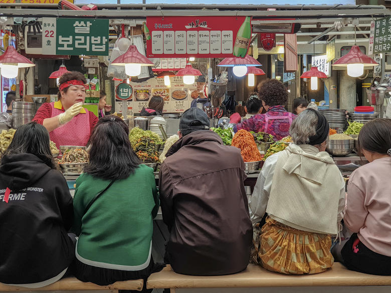 Traditional Markets in Korea, Gwangjang Market