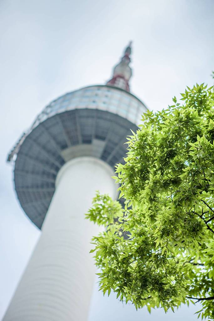 NSeoul Tower Summer_2