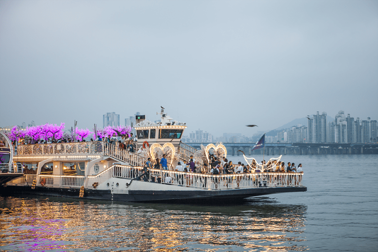 Midsummer Night's Romantic Han River_Han River Ferry Cruise