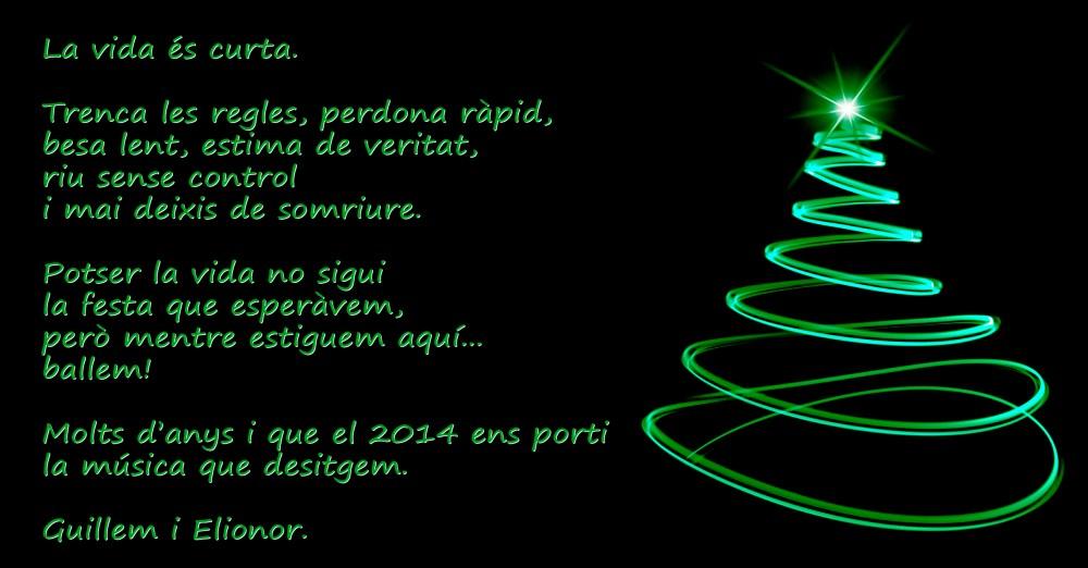 Bones Festes 2013-2014