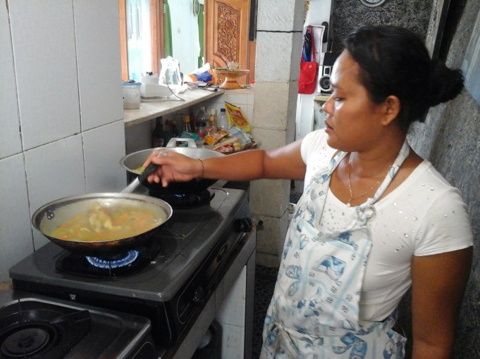 Balinese Cooking Ala Ria