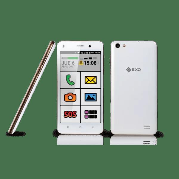smartphone EXO Spanky Fácil