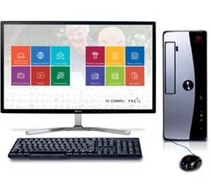 EXO MI COMPU FACIL Desktop