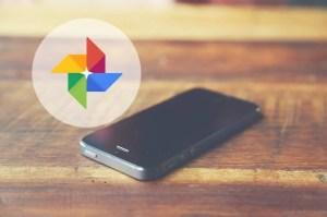como usar la app google fotos