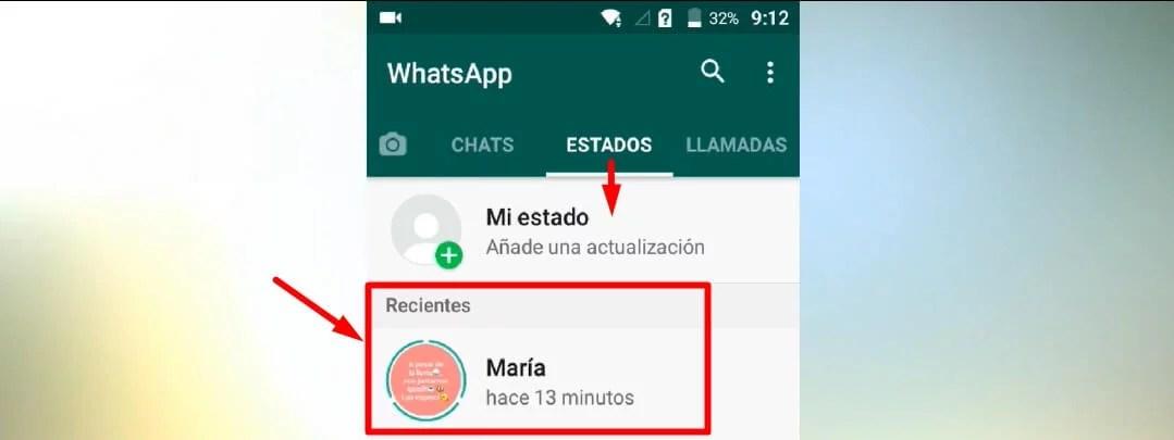 qué es un estado de whatsapp como crear uno