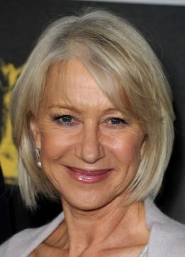 Helen Mirren 67 años Mayor de Hoy