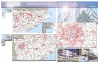 NORTH CAROLINA, SOUTH CAROLINA, GEORGIA RESIDENCES OF MEDICAL PROFESSIONALS 2016 Estimations based on employment & housing trends Murat Mayor, Ph.D. MAYOR GROUP, mayorgroup.com MAYOR STRATEGY, mayorstrategy.com
