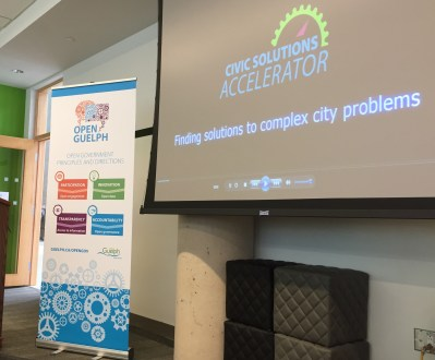 Thumbnail for Watch this VIDEO! @OpenGuelph - Civic Solutions Accelerator Kicks Off! #Guelph #StartUp