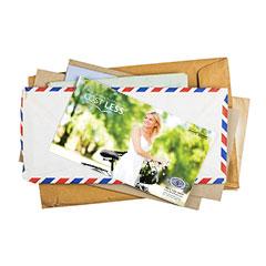 "Smiles by Design ""Renew"" Postcard"