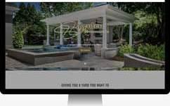 Benton Outdoor Living Website